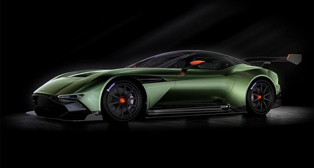 The 15 Fastest Aston Martin Cars Ever