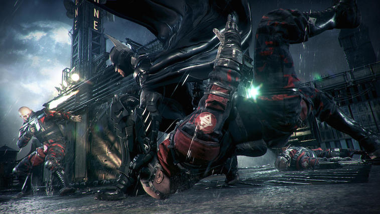 'Batman: Arkham Knight'