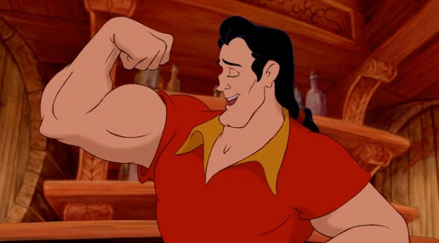 Gaston - Beauty and the Beast
