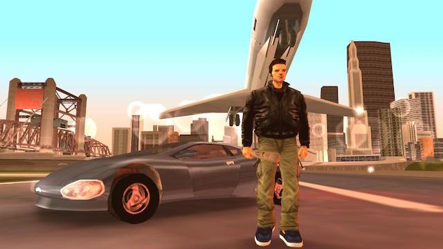 The antihero of 'Grand Theft Auto 3'