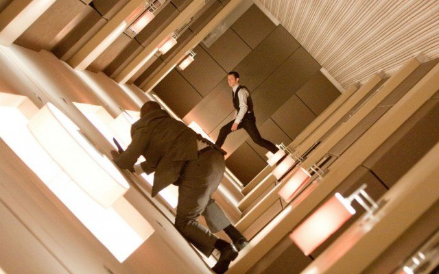 Inception - Hallway Scene