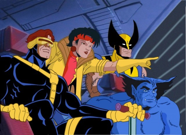 Male Cartoon Characters 80 S : Reasons jubilee should never join the 'x men movies