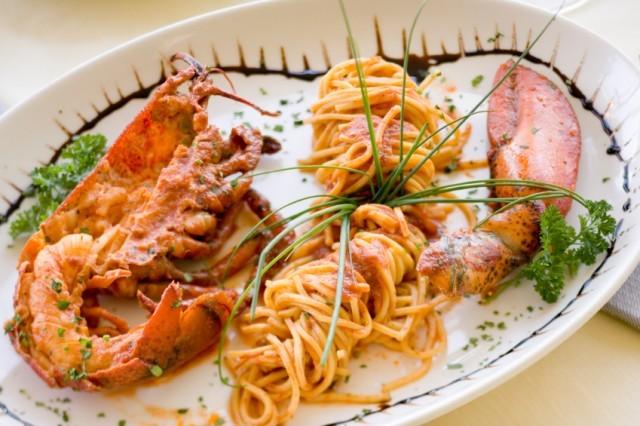 Linguine alla lobster