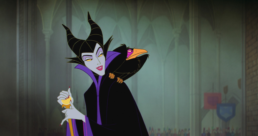 Maleficent - Sleeping Beauty