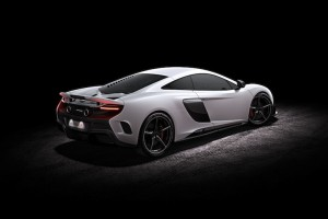 Meet the Baddest-Looking McLaren Ever