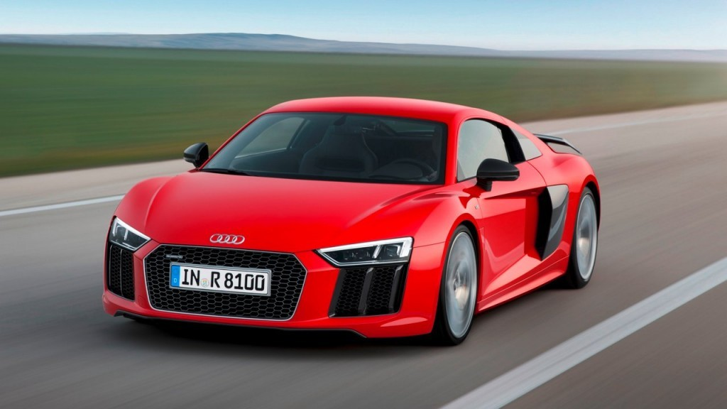 4 Rings Flying: 15 of the Fastest Audis Ever Produced