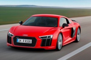 The New Audi R8 Is Primed for the Coming Performance War