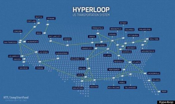 3 Ways Elon Musks Hyperloop Could Transform Transportation