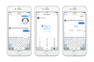 Does Facebook Have a Hidden Agenda for Its Messenger Payments?