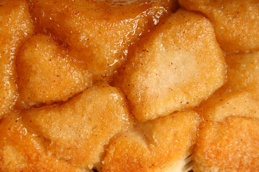 Monkey Bread, sticky buns