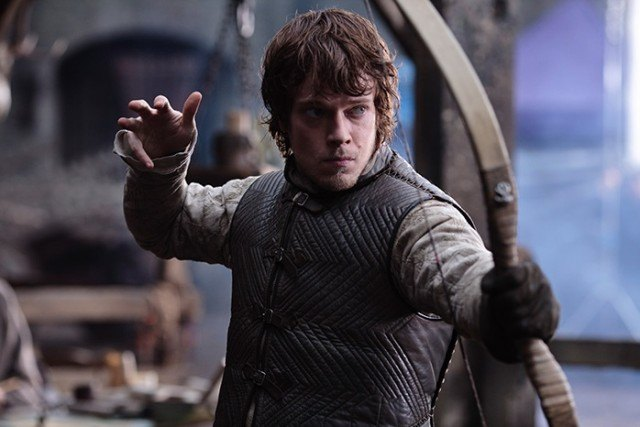 Theon Greyjoy - Game of Thrones