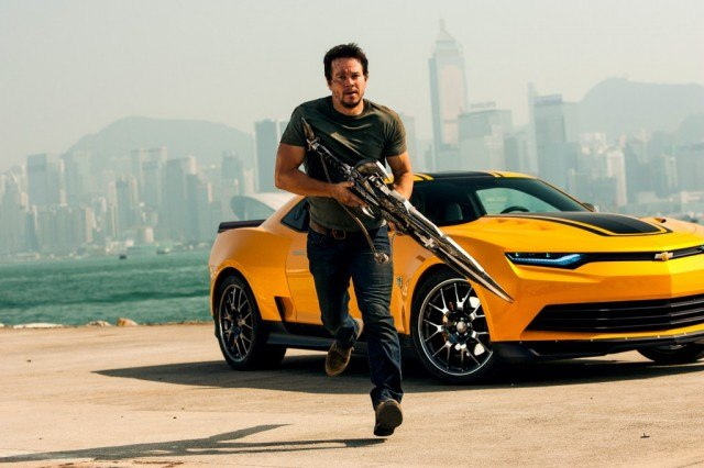 Mark Wahlberg, Transformers: Age of Extinction