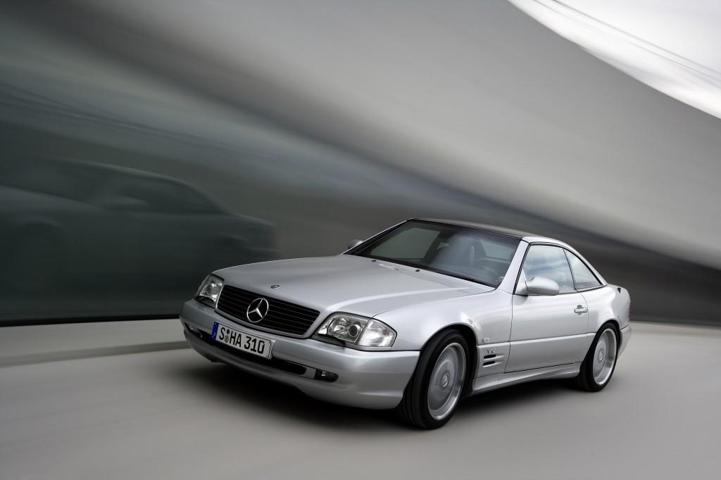 1998 SL73 AMG, Mercedes-Benz