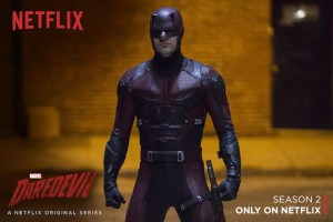 Netflix's 'Daredevil': Meet the New Star of Season 2
