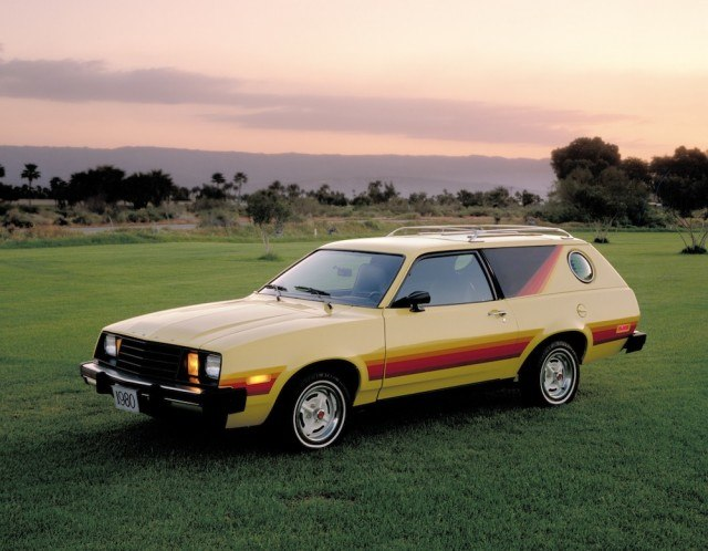 1980 Ford Pinto station wagon | Ford