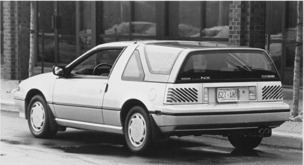 1988 Nissan Pulsar
