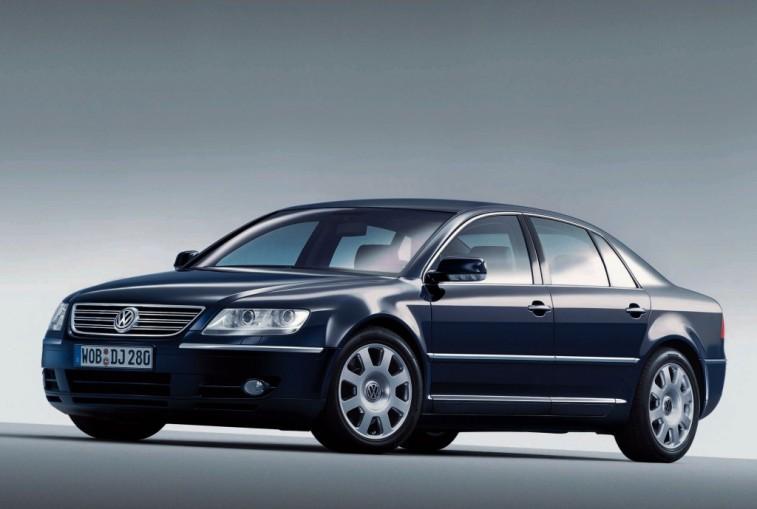 Volkswagen luxury car