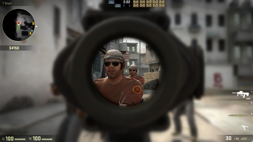 screenshot from Counter-Strike