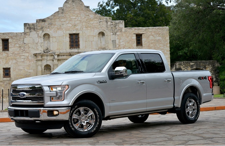 can ford finally declare victory with the aluminium f 150. Black Bedroom Furniture Sets. Home Design Ideas