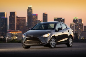 The Scion iA Sedan Finally Shows Its Face in New York