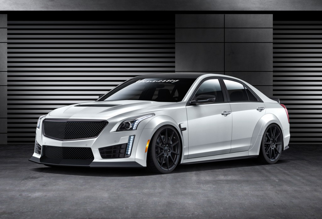 2016_Hennessey_Cadillac_CTSV_Front
