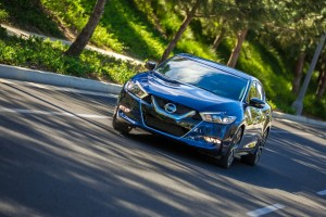 Nissan Sharpens Its Sedan Edge With a New Revitalized Maxima