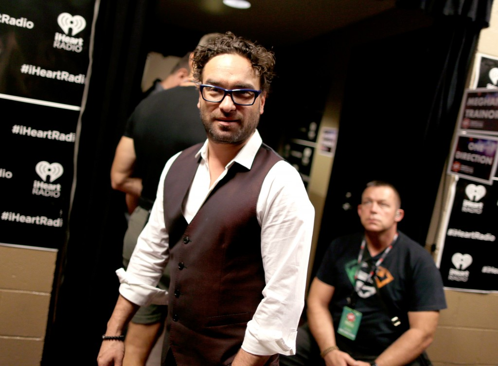 What's next for Johnny Galecki after The Big Bang Theory? A return to Roseanne spinoff The Conners.