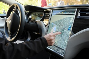 Tesla Model S: The Car That You Can Program