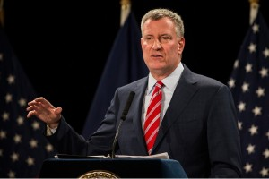 Where Do Electric Vehicles Fit Into de Blasio's OneNYC?
