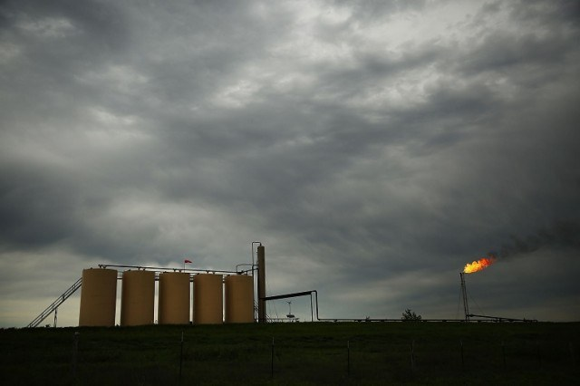 Downturn In Oil Prices Rattles Texas Oil Economy - Source: Spencer Platt/Getty Images