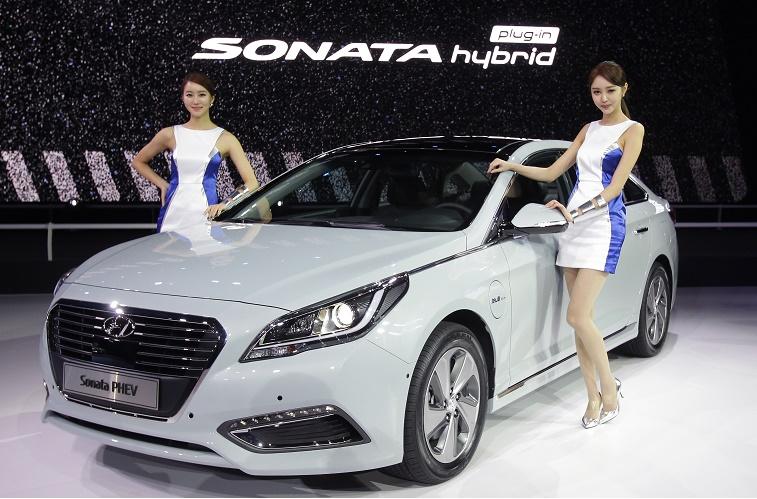 Seoul Motor Show 2015