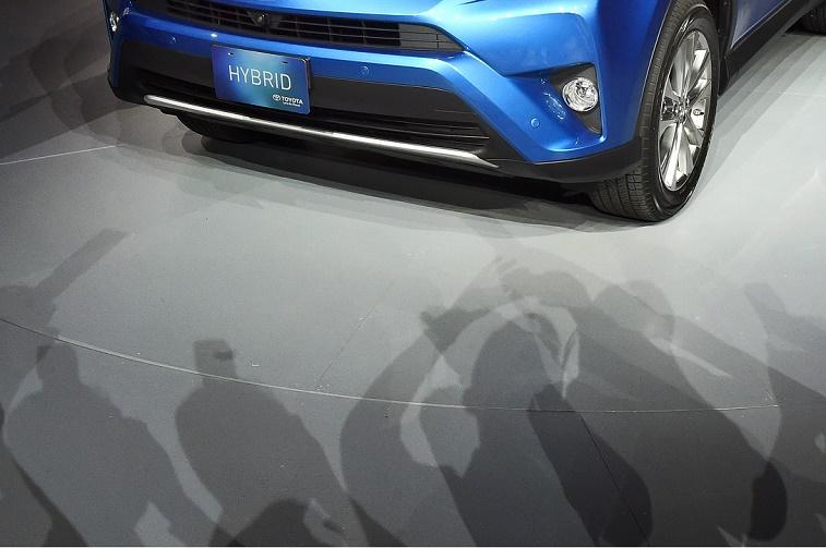 US-NEW YORK-AUTO SHOW