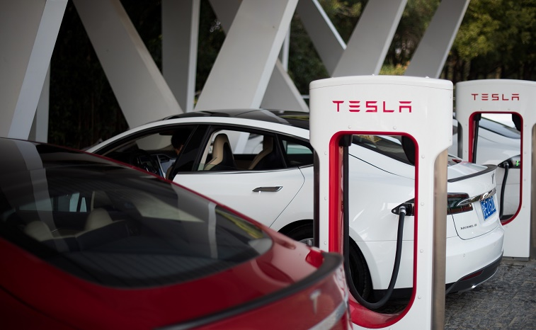 Tesla charging stations, Superchargers