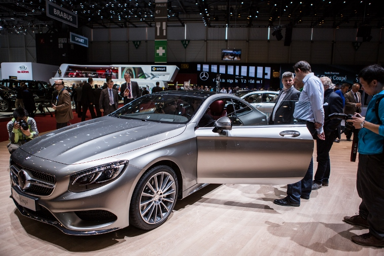 SWITZERLAND-AUTO-GENEVA-SHOW