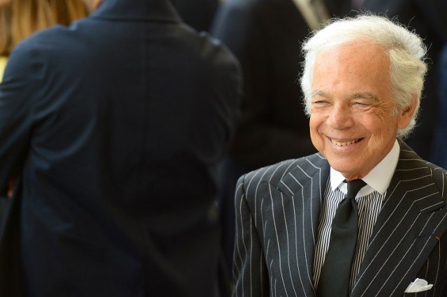 Designer Ralph Lauren attends an event at the Metropolitan Museum of Art - Michael Loccisano/Getty Images