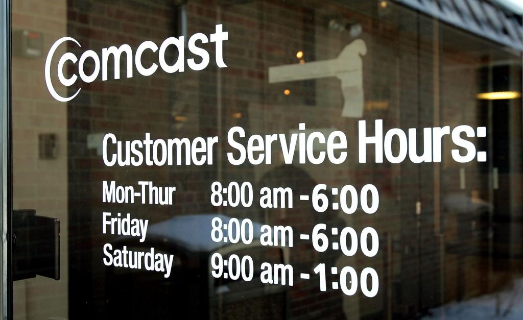 comcast customer service