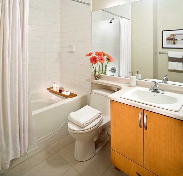 7 Shower Tips For Small Bathrooms  1