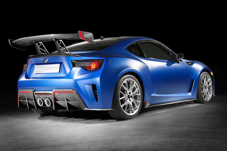 Brz Sti Price >> Subaru Is Planning A Brz Sti But Probably Not More Power