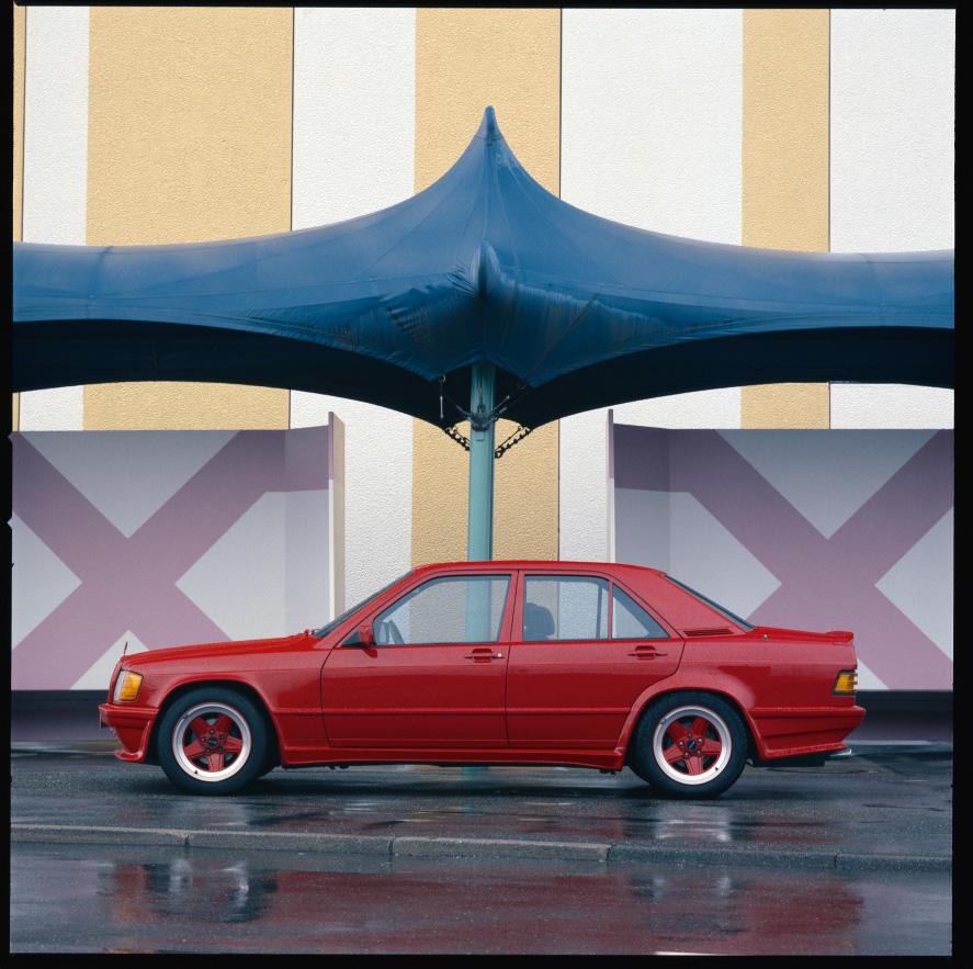 1984 190E AMG