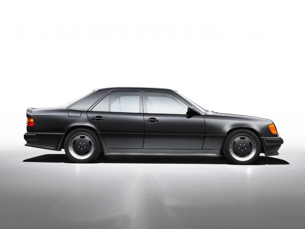 """1986 W124 """"The Hammer"""""""
