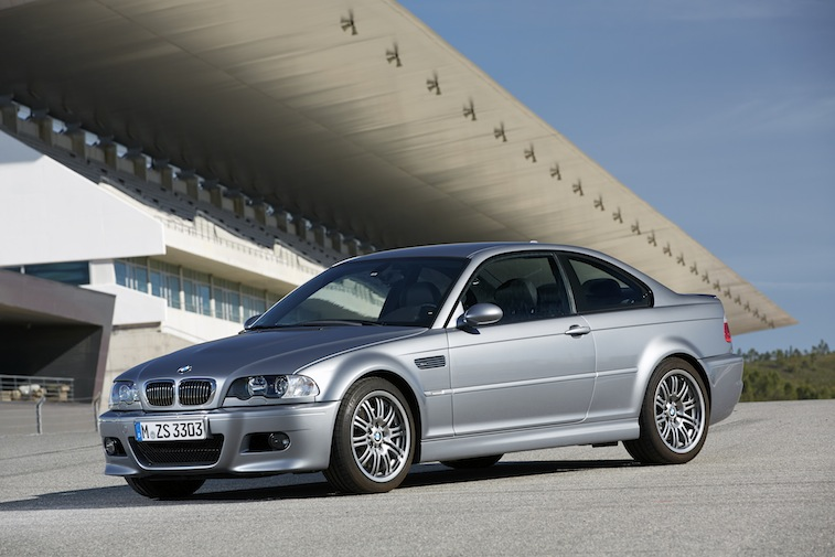 The E46 generation of the BMW M3 remains very popular with enthusiasts, and has enough timeless aesthetics to help it become a classic someday | BMW