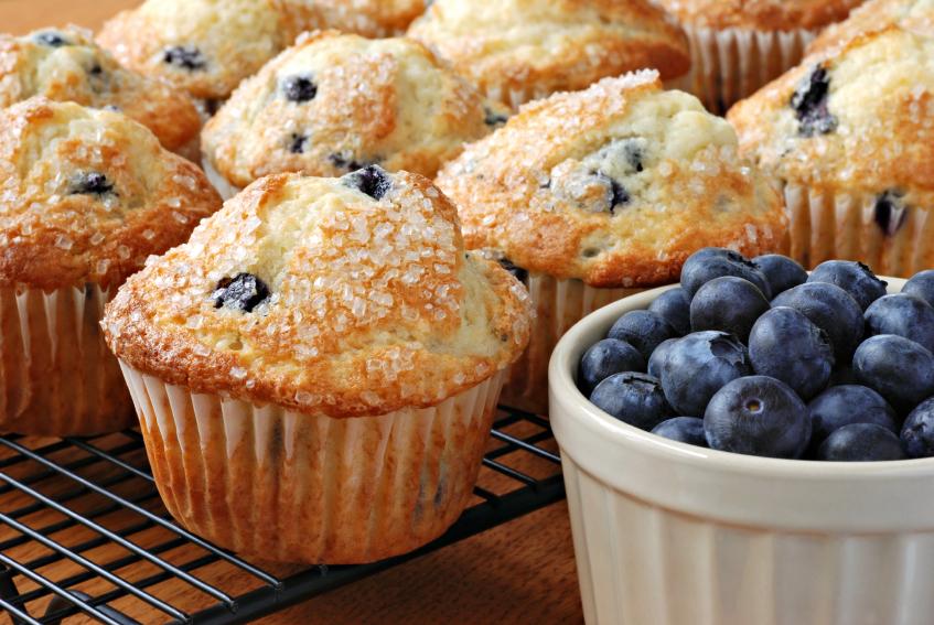 flourless baked goods