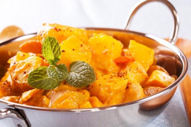 Bombay Potato Curry