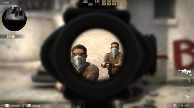Counter-strike: GO
