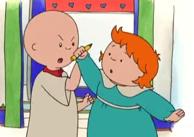 Annoying Bald Kid Tv Show
