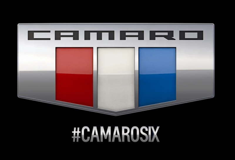 CamaroSix-Badge