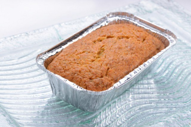 carrot and spice quick bread