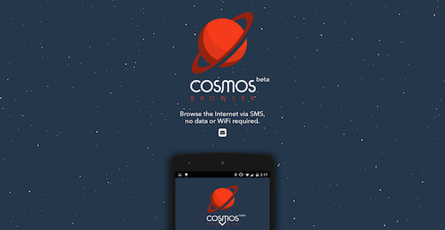 Cosmos Browser