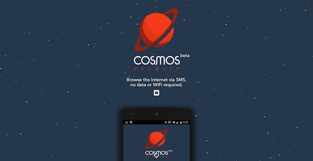 Cosmos Browser