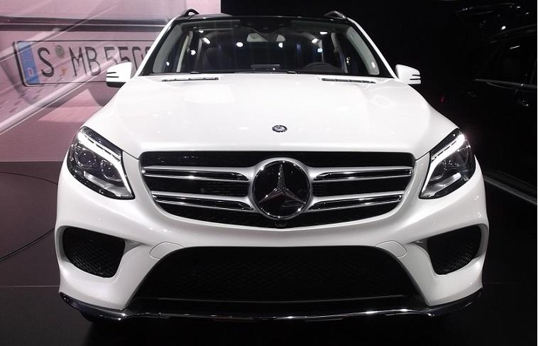 Mercedes GLE550e/Eric Schaal